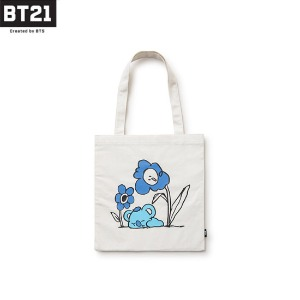 BT21 Flower Eco Bag 1ea
