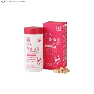 NGT Eat's Double Slim 700mg*90tablets (63g)