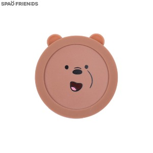 SPAO FRIENDS We Bare Bears Baby Bears Lovely Face Cushion SPF50+ PA+++ 15g