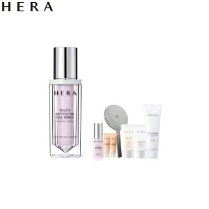 HERA Youth Activating Cell Serum Set 8items,Beauty Box Korea