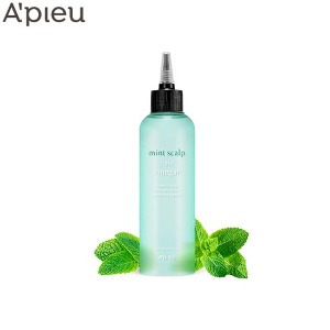 A'PIEU Mint Scalp & Hair Vinegar 200ml
