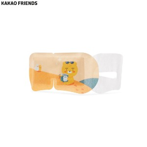KAKAO FRIENDS Little Ryan Steam Eyemask 5P Set