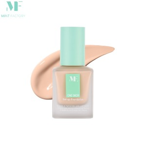 MINT FACTORY One Drop Set-Up Foundation SPF20 PA++ 30ml