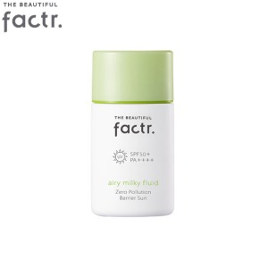 THE BEAUTIFUL FACTR Zero Pollution Barrier Sun SPF50+ PA++++ 50ml