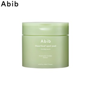 ABIB Heartleaf Spot Pad Calming Touch 75pads 120ml