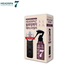 HEADSPA7 Blooming Magic Hair Styler Special Set 2items