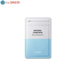 THE SAEM Natural Condition Make-up Retouching Pad 10ea 20g