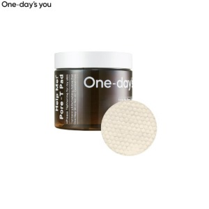 ONE-DAY'S YOU Help Me Pore-T Pad 60sheets 125ml