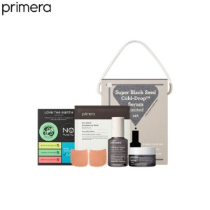 PRIMERA Super Black Seed Cold-Drop™ Serum Limited Set 4items