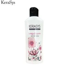 KERASYS Lovely & Romantic Perfumed Shampoo 180ml,Beauty Box Korea