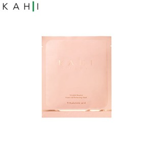 KAHI Wrinkle Bounce Water Full Perfecting Mask 35g,Beauty Box Korea