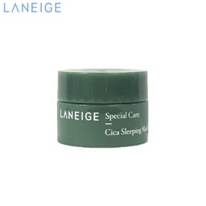 [mini] LANEIGE Cica Sleeping Mask 10ml,Beauty Box Korea