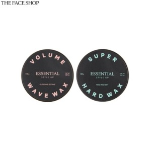 THE FACE SHOP Essential Style Up Hair Wax 100~110g