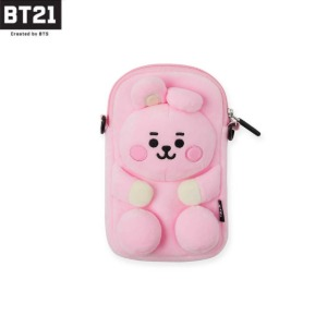 BT21 Baby Plush Cross Bag 1ea