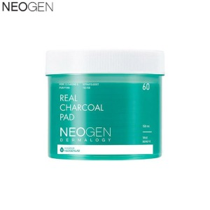 NEOGEN Dermalogy Real Charcoal Pad 60ea 150ml