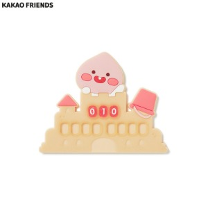 KAKAO FRIENDS Phone No. Plate-Playground 1ea