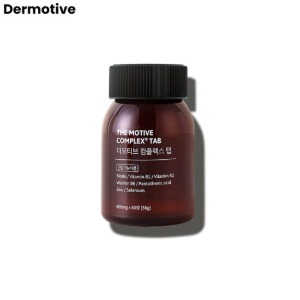 DERMOTIVE Complex Tab 600mg*60tablets (36g)