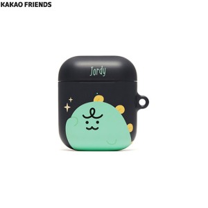 KAKAO FRIENDS Black Airpods Case Jordy 1ea