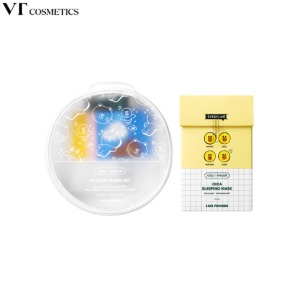 VT B&F Cica Sleeping Skin Care Set 5items [VT X LINE FRIENDS]