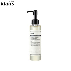 KLAIRS Gentle Black Fresh Cleansing Oil 150ml