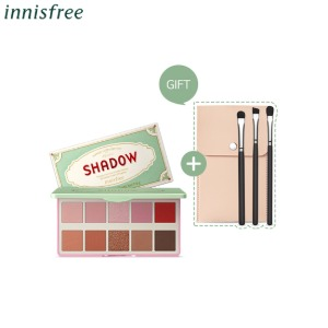 INNISFREE Vintage Filter Eyeshadow Palette Set 5items