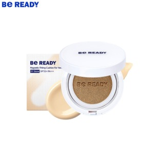 BE READY Magnetic Fitting Cushion For For Heroes SPF50+ PA+++ 15g