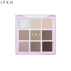 IPKN Selfie Moodfilter Eye Palette #Cool Pressed 6.8g [IPKN X DUSTMOTH STOGRAPHY]