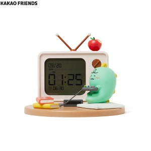 KAKAO FRIENDS Digital Alarm Clock Jordy 1ea