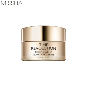 MISSHA Time Revolution Regenerating Royal Eye Cream 23ml