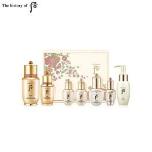 THE HISTORY OF WHOO Bichup Self-generating Anti-aging Essence Special Set 7items [20 Chuseok]