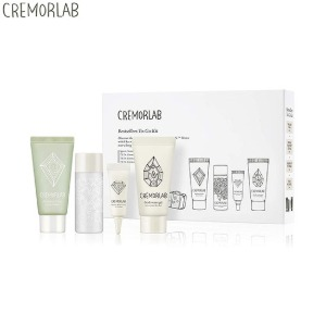 [mini] CREMORLAB T.E.N Bestsellers To-Go Kit 4items,Beauty Box Korea