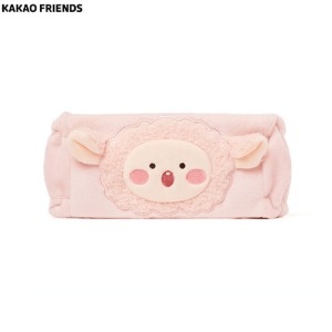 KAKAO FRIENDS Lovely Apeach Bath Hair Band Flat 1ea