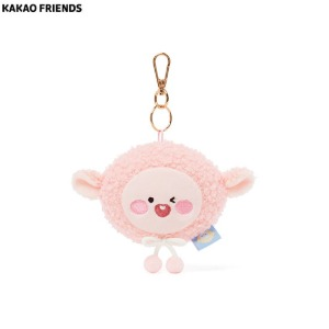 KAKAO FRIENDS Lovely Apeach Face Type Soft Toy #Pink 1ea