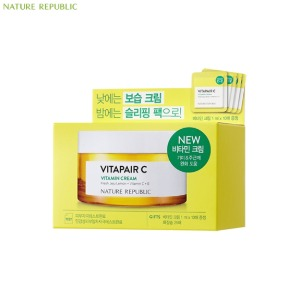 NATURE REPUBLIC Vitapair C Vitamin Cream Special Set 11items