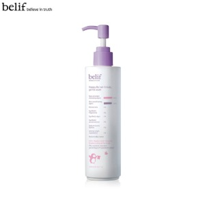 BELIF Happy Bo Hair & Body Gentle Wash 250ml