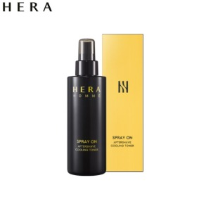 HERA Homme Spray On Aftershave Cooling Toner 200ml