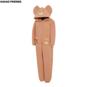 KAKAO FRIENDS Bear Winter Jumpsuit Women's Ryan 1ea