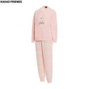 KAKAO FRIENDS Soft Winter Pajama Women's Apeach 1set