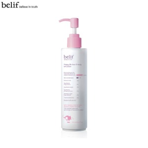 BELIF Happy Bo Face & Body Emulsion 250ml