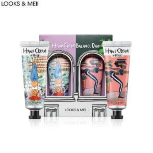 LOOKS & MEII Hand Cream Balance Duo 2items