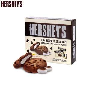 HERSHEY'S Chocolate Chip Mochi Cookies 12pcs 240g