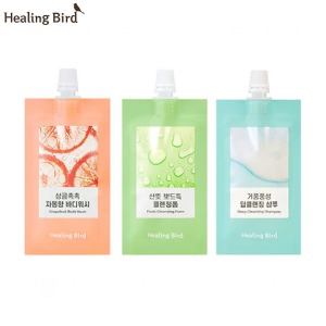 HEALINGBIRD Cleansing Mini Poket 15ml,Beauty Box Korea
