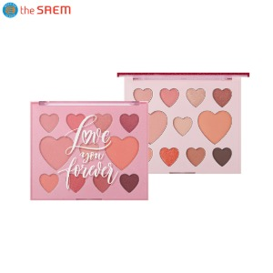 THE SAEM Love Me Multi Palette #How Lovely 24.5g [2020 Holiday Limited Edition Shine On You]