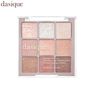 DASIQUE Shadow Palette #06 Snow Blossom 7.0g [2020 Holiday Collection]
