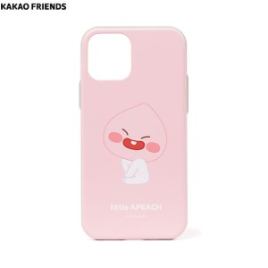 KAKAO FRIENDS Apeach LF Bumper Slide Case I 1ea,Beauty Box Korea