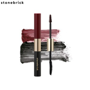 STONEBRICK Dual Color Mascara 3.5g+3.5g