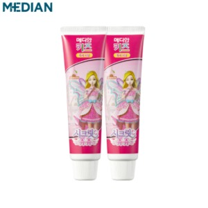 MEDIAN Secret Jouju Toothpaste Cherry Jubilee 75g*2ea