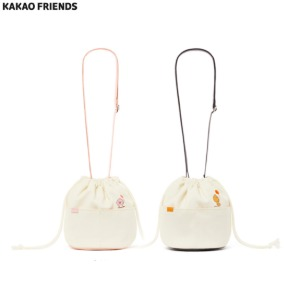 KAKAO FRIENDS Mini Canvas Bucket Bag 1ea