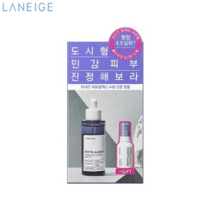 LANEIGE Phyto-Alexin Hydrating & Calming Ampoule Special Set 2items