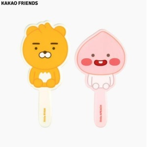 KAKAO FRIENDS Little Friends Character Hair Brush 1ea